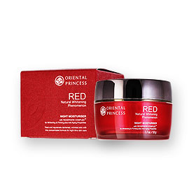 Oriental Princess RED Natural Whitening Phenomenon Night Moisturiser 50g