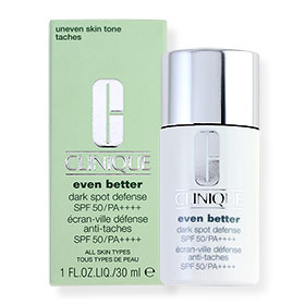 Clinque Even Better Dark Spot Defense SPF 50/PA++++ 30ml #Sheer