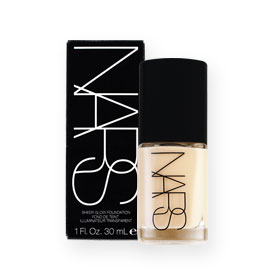 NARS Sheer Glow Foundation Fond De Teint #Light3 Gobi Sheer Glow 6056 (30ml)