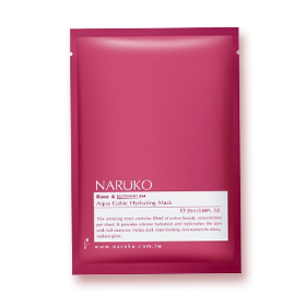 Naruko Rose & Botanic Hydrating Mask 1 pcs(สินค้านี้ไม่ร่วมรายการซื้อ 2 ชิ้นฟรีค่าจัดส่ง)