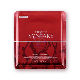 It's Skin Prestige Syn-Ake Mask Sheet 1pcs