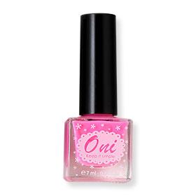 Oni Nail Lacquer Pastel Color#Strawberry Pink-01(สินค้านี้ไม่ร่วมรายการซื้อ 2 ชิ้นฟรีค่าจัดส่ง)