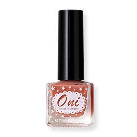 Oni Nail Lacquer Everyday Color #Chil Coral-07(สินค้านี้ไม่ร่วมรายการซื้อ 2 ชิ้นฟรีค่าจัดส่ง)