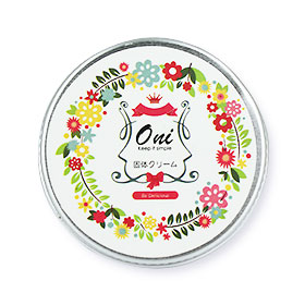 Oni Perfume Balm 15g #Be Delicious
