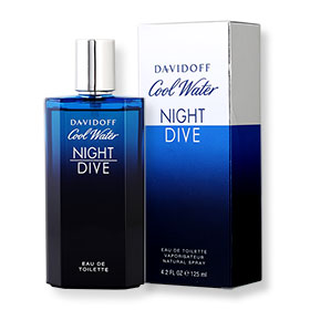 Davidoff Cool Water Night Dive EDT 125ml