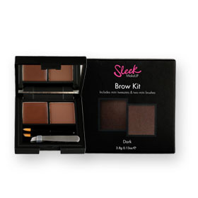 Sleek Makeup Brow Kit 3.8g #818 Dark