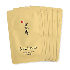 Set Sulwhasoo Clarifying Mask (5pcs)