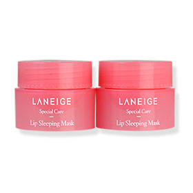 แพ็คคู่ Laneige Special Care Lip Sleeping Mask (3gX2)