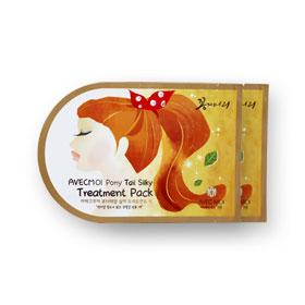 แพ็คคู่ Avec Moi Pony Tail Silky  Treatment Pack (8g x 2pcs)(สินค้านี้ไม่ร่วมรายการซื้อ 2 ชิ้นฟรีค่าจัดส่ง)