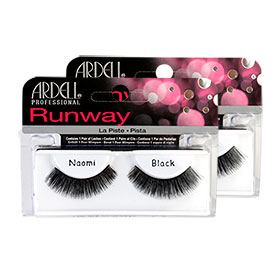 แพ็คคู่ Ardell Fashion Lashes #Naomi Black