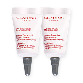 แพ็คคู่ Clarins White Plus Intensive Brightening Serum (3ml x2)