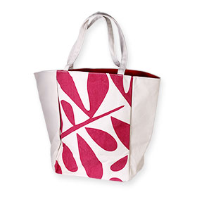 Clarins Bag-Red plant Collection (Big)