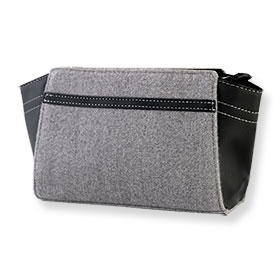 Lancome Trousse/Pouch #Bag Gray(Small)