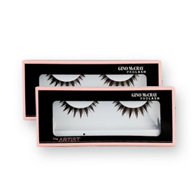แพ็คคู่ Beauty Buffet GINO McCRAY The Artist Pro Lash GN-R04 (1pairs x 2box)