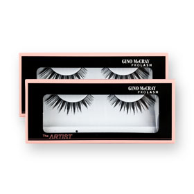 แพ็คคู่ Beauty Buffet GINO McCRAY The Artist Pro Lash GN-R06B (1pairs x 2box)