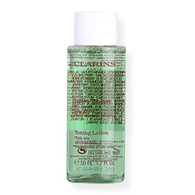 Clarins Toning Lotion With iris Alcohol-free Combination or Oily Skin 50ml