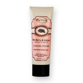 Beauty Cottage Wild Berry & Yoghurt Bright & White Facial Foam 100ml