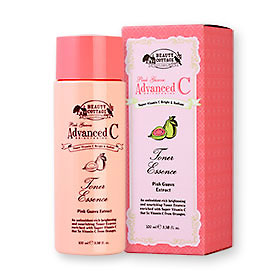Beauty Cottage Pink Guava Advanced C Brightening Toner Essence 100ml