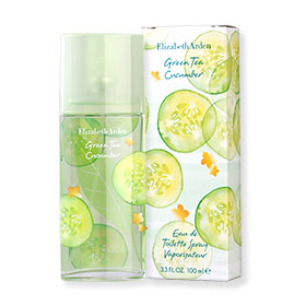 Elizabeth Arden Green Tea Cucumber EDT Spray 100ml