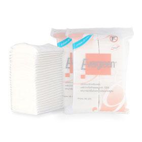 แพ็คคู่ Evergreen Cotton Pad Cleanser Cosmetic (รีดขอบ) (100pcs x 2pack)
