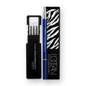 L'Ocean Auto Eyebrow Pencil 0.68g + (0.17gx4) #2 Dark Brown