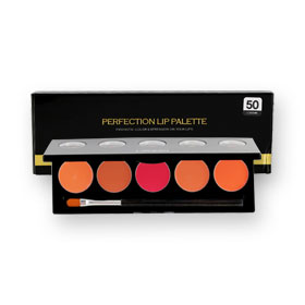 L'Ocean Perfection Lip Palette Fantastic Color Expression On Your Lips (2gx5) #50