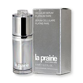La Prairie Cellular Serum Platinum Rare 5ml