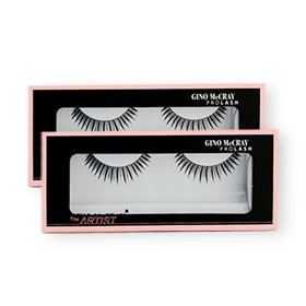 แพ็คคู่ Beauty Buffet GINO McCRAY The Artist Pro Lash GN-R09A (1pairs x 2box)