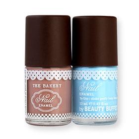 Beauty Buffet The Bakery Nail Enamel Set 2 Items (13ml x 2pcs) #Y97 + A39