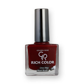 Golden Rose Rich Color Nail Lacquer 10.5ml #123