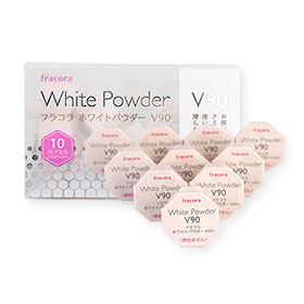 Fracora White Powder V90 (0.1g x 10pcs)