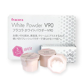 Fracora White Powder V90 (0.1g x 3pcs)