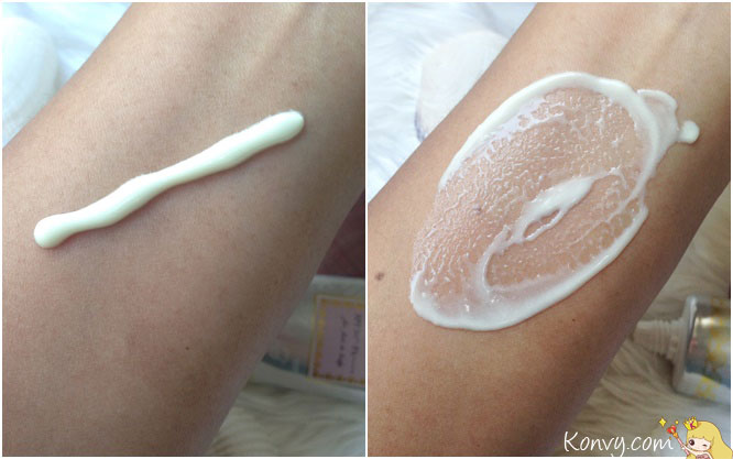 แพ็คคู่ Canmake Mermaid Skin Gel UV SPF50/PA++++ 40gx2_4