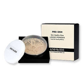 Beauty Buffet GINO McCRAY The Professional Makeup Skin Healthy Glow Loose Powder 12g #Translucent