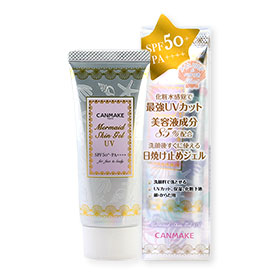 Canmake Mermaid Skin Gel UV SPF50/PA++++ 40g