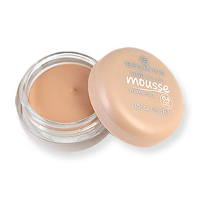 Essence Soft Touch Mousse Make-Up 16g #04 Matt Ivory
