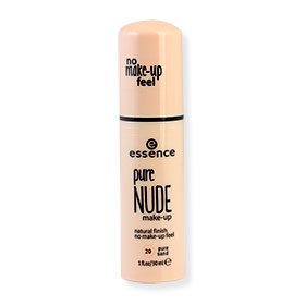 Essence Pure Nude Make-Up 30ml #20 Pure Sand