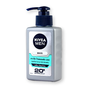 NIVEA Men White Acne Oil Control Serum Mud Foam 100ml
