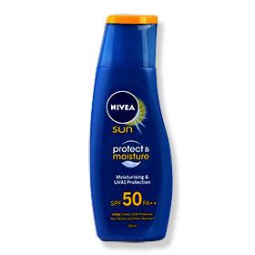 NIVEA SUN Body Protect&Moisture SPF50/PA++ 125ml