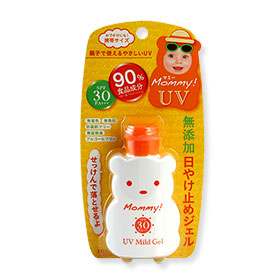 Kiss Me Mommy UV Mild Gel SPF30 PA+++ 40g (Mini Size)