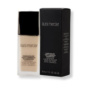 Laura Mercier Candleglow Soft Luminous Foundation 30ml #Ivory