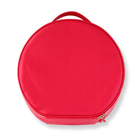 Lancome Vanity Neceser Bag #Red