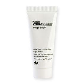 Origins Dr.Andrew Weil For Origins Mega-Bright Dark Spot Correcting Night Mask 15ml