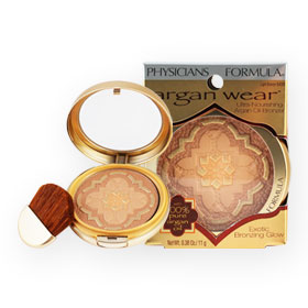 Physicians Formula Argan Wear Ultra-Nourishing Argan Oil Bronzer #Light Bronzer 6439