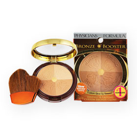 Physicians Formula Bronze Booster Glow-Boosting Season-to-Season Bronzer 7.7g #Light to Medium-7545