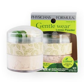 Physicians Formula Gentle Wear 100% Natural Origin Loose Powder 22g #Translucent Light-2140
