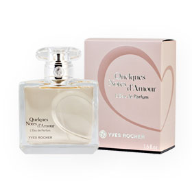Yves Rocher Quelques Notes D'Amour L'Eau De Perfume 50ml