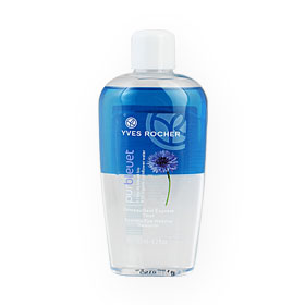 Yves Rocher Purbleuet Express Eye Makeup Remover 125ml