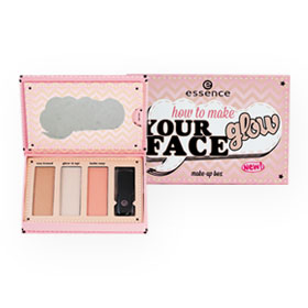 Essence How To Make Your Face Glow Make-Up Box 9g #05