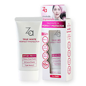 Za True White EX Perfect Protector SPF50+ PA++++ 30g #40595